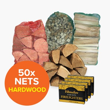 Special Offer: 50 Cornish Hardwood