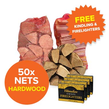 Special Offer - 50x Nets of Cornish Hardwood