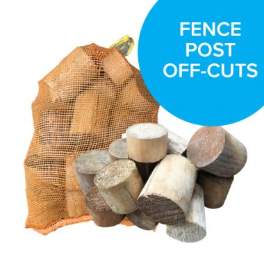 Kiln Dried Softwood Fence Post Off-cuts