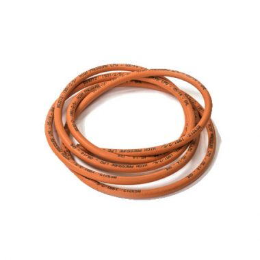 Orange High Pressure Hose - 4.8mm Bore