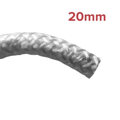Stove Rope Seal - 15mm - Closeup