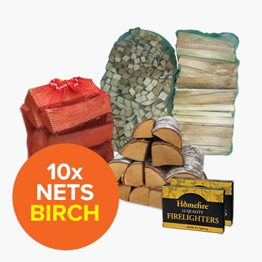 Special Offer: Birch 10x Nets
