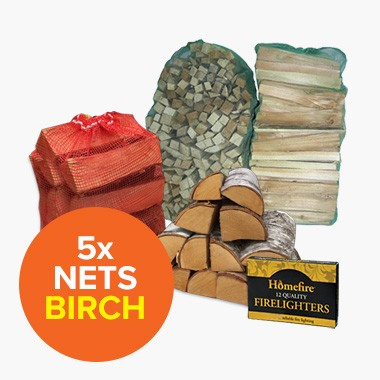 Special Offer: Birch 5x Nets