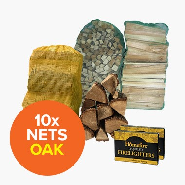 Special Offer: Oak 10x Nets
