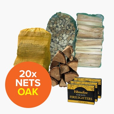 Special Offer: Oak 20x Nets