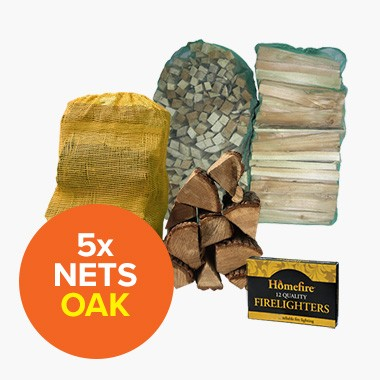 Special Offer: Oak 5x Nets