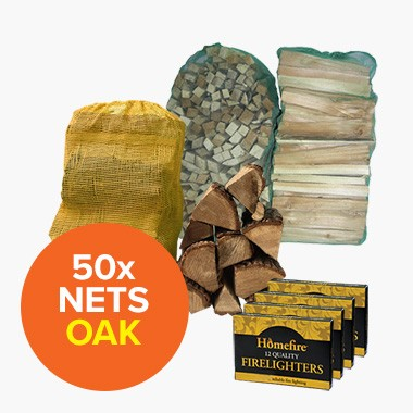 Special Offer: Oak 50x Nets