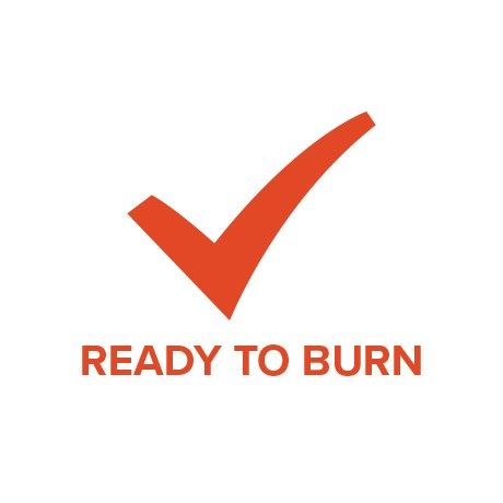Product Icon - Ready to Burn