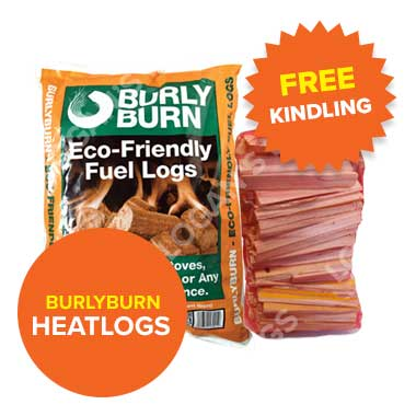 Summer Sale - Burlyburn Heatlogs