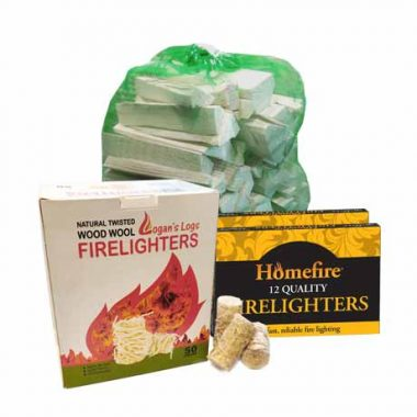 Kindling & Firelighters