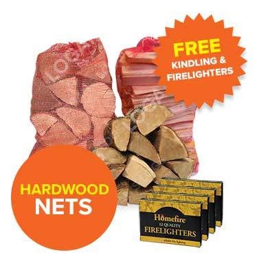Summer Sale: Cornish Hardwood in Nets