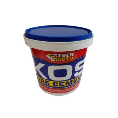 KOS Fire Cement Tub - Natural - 1kg