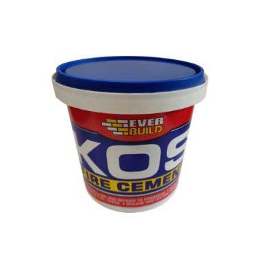 KOS Fire Cement Tub - Natural - 1kg
