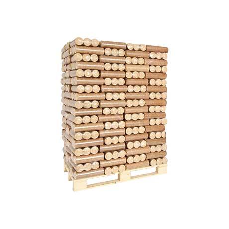 Eco Briquette Heat Log - Full Pallet