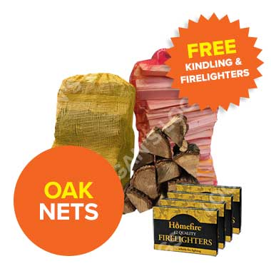 Summer Sale: Oak Hardwood in Nets