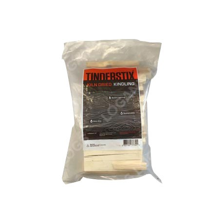 Small Bags of Kiln Dried Kindling