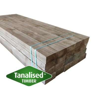 Softwood Sleepers - Long