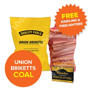 Summer Sale: Union Briketts