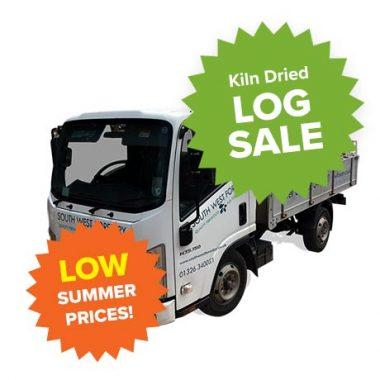 Summer Sale - Kiln Dried Birch - Loose Load