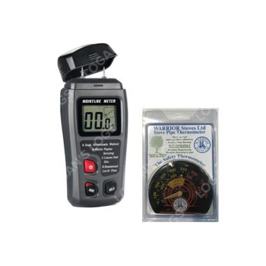 Thermometers & Moisture Meters