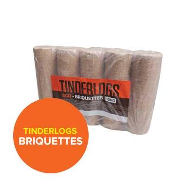 Eco Briquette Heat Log - Stack - Summer Sale