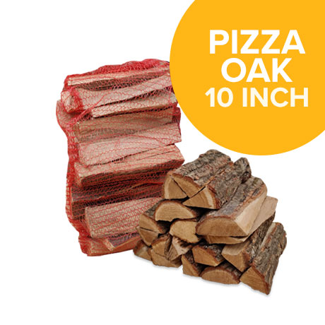 Kiln Dried Pizza Oak Hardwood in Nets