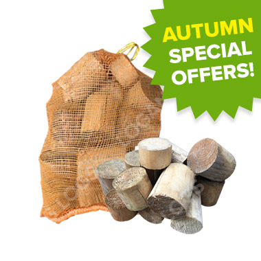 Autumn Offers - Kiln Dried Fence Post Off-cuts