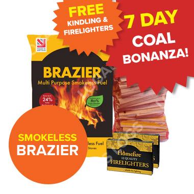 Coal Bonanza - Brazier