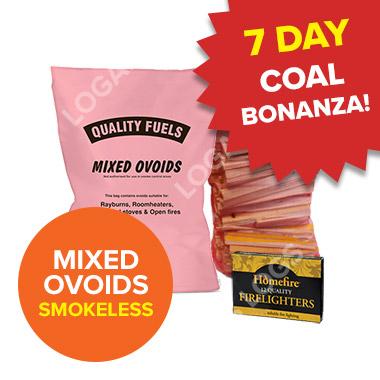 Coal Bonanza - Mixed Ovoids