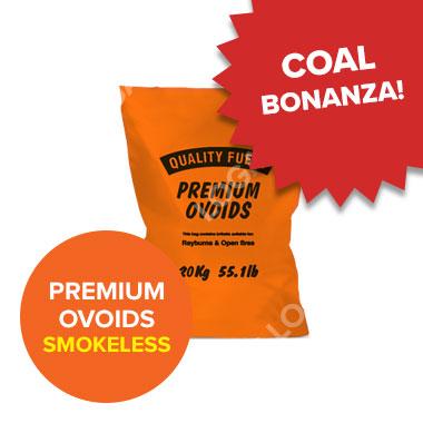 Coal Bonanza - Premium Ovoids