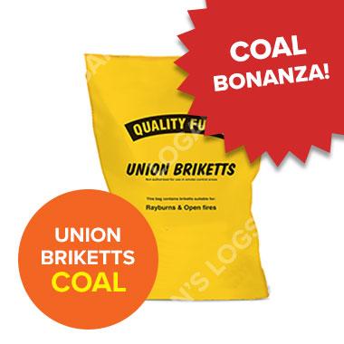 Coal bonanza - Union Bricketts