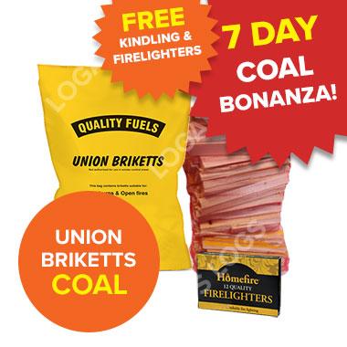 Coal Bonanza - Union Briketts